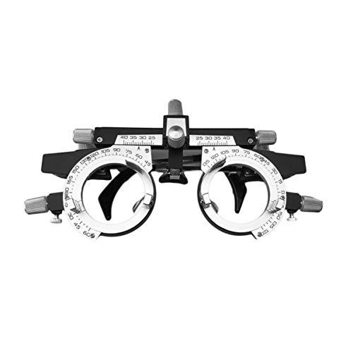 FHJZXDGHNXFGH-UK Adjustable Professional Eyewear Optometry Frame Optician Trial Lens Frame