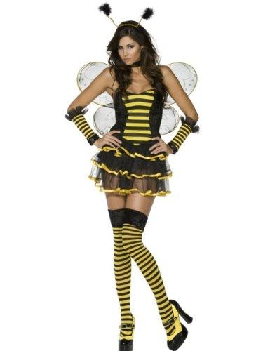 Fever Women's Bumblebee, Yellow/Black, Large