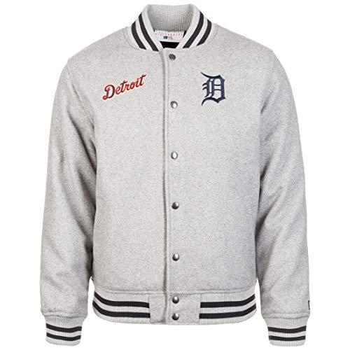New Era Detroit Tigers Team Apparel Bomber Jacket Bomberjacke MLB