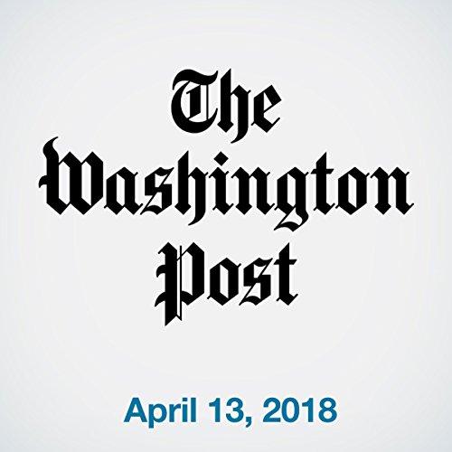 April 13, 2018 copertina