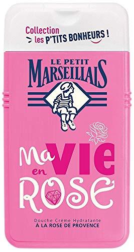 Le Petit Marseillais Douche Crème Hydratante à Rose Provence 250 ml - Duschgel mit Rosenduft aus der Provence