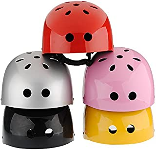 Roller Skate Scooter Helmet Skateboard Skiing Cycling Helmet Size M ( Silver )