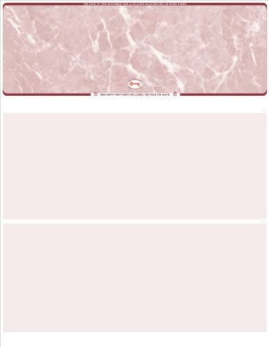 250 Finally popular brand Burgundy Marble Laser Check Blank Lase Position Top Stock Sale