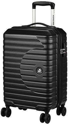[カメレオン] スーツケース キャリーケース リンバ スピナー 55/20 TSA 機内持ち込み可 保証付 33L 2.9kg ブラック
