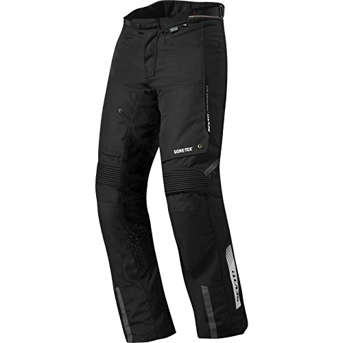 FPT068 - 1011-XXL - Rev It Defender Pro GTX Motorcycle Trousers XXL Black Standard