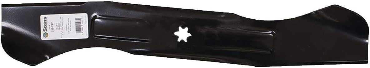 Stens 335-757 Blade, Replaces Cub Cadet 742-04244 754-04244 942-04244 Occ-742-04244