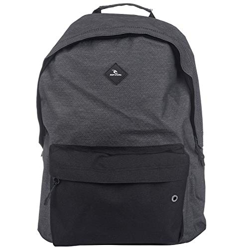 Rip Curl Dome Midnight Rucksack, 42 cm, 18 liters, Schwarz (Midnight)