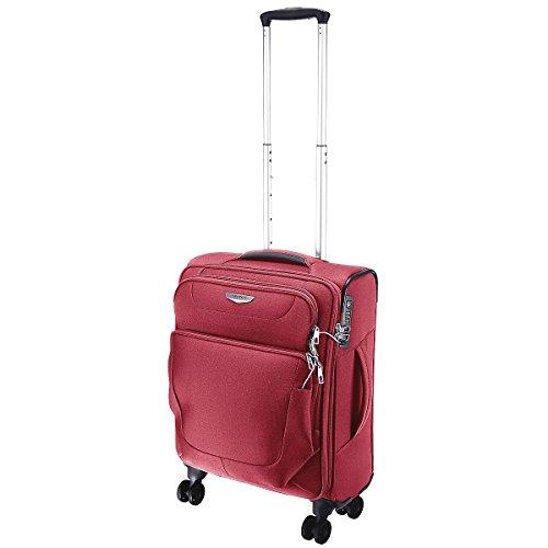 Samsonite - Valigia per tutto l'anno 14, 55 cm, Rosso classico (Rosso) - 59164/4422