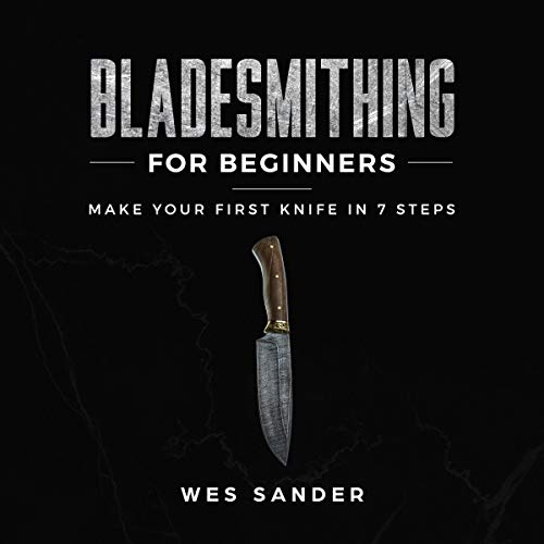 Bladesmithing for Beginners cover art