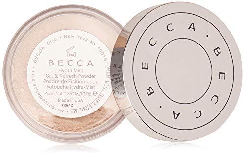 Becca Hydra-Mist Set and Refresh Powder For Women 0.35 oz Powder