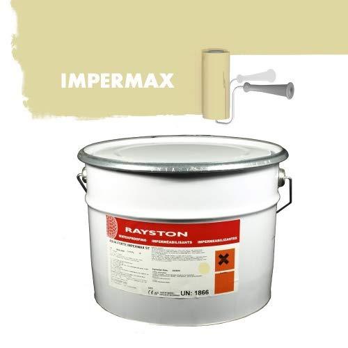 Impermax hochwertige flüssige Teichfolie - natursand - 2,5 kg