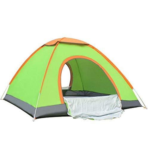 XYZA Tienda Al Aire Libre Tiro De Mano Velocidad Automática Tienda Abierta Playa Doble Camping Viaje Sin Dormir Tienda De Campaña De Una Sola Capa Cobertizo para El Sol,2