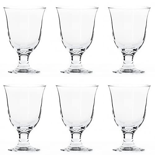 Table Passion - verre à vin jambe basse 27 cl elba (lot de 6)