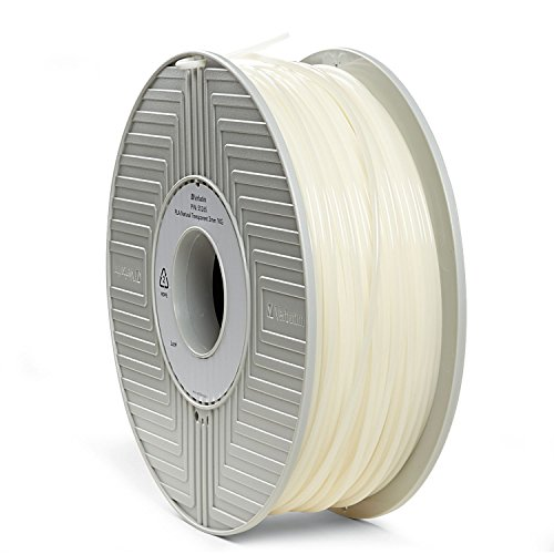 Verbatim 3 mm 3D PLA Filament for Printer - Transparent