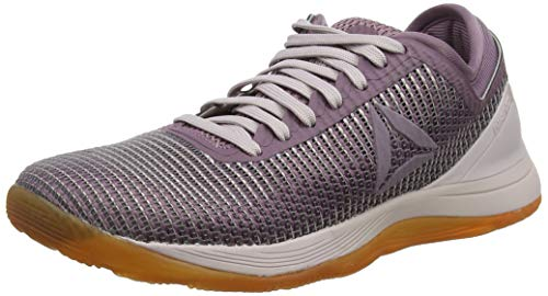 Reebok Crossfit Nano 8.0, Sneaker in Tessuto Flessibile Donna, Multicolore (Ashen Lilac/Noble Orchid/Urban Violet/Reeb 000), 36 (UK 3.5)