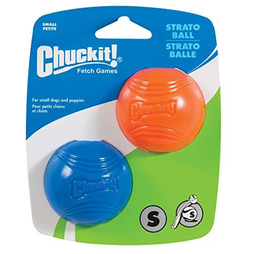 Chuckit! Petite Balle Strato (Lot de 2)