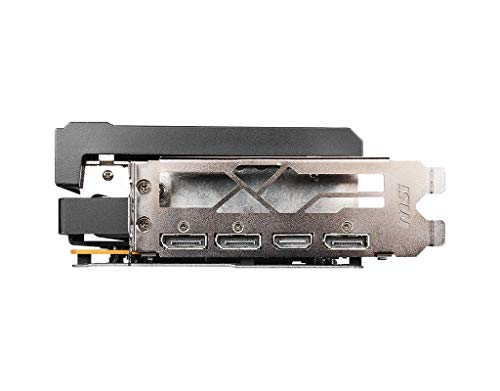 MSI Radeon RX 5700 XT Gaming X - Scheda grafica con tecnologia NAVI 8 GB DDR6 (clock fino a 1980 Mhz, 256 bit, 14 Gbps), Ventole Torx 3.0, RGB Mystic Light, Afterburner Overclock Utility