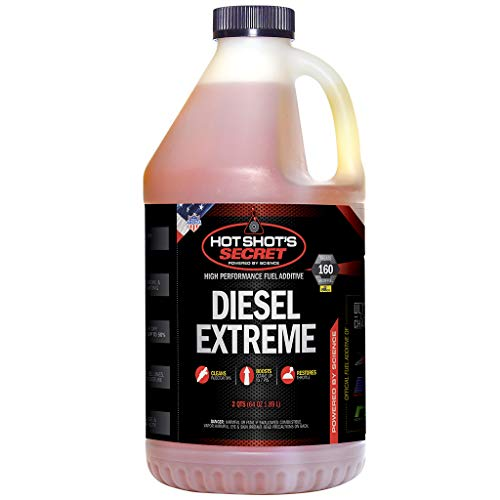 Hot Shot's Secret P040464Z Diesel Extreme, 2 QT, 64. Fluid_Ounces