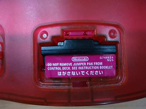 Nintendo 64 - Video Game Console - Watermelon