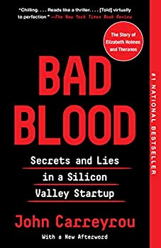 Best book bad blood Reviews