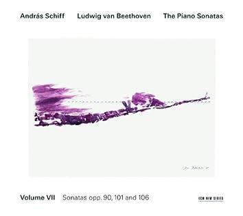 Beethoven: The Piano Sonatas, Volume VII