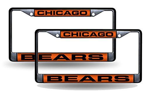 Chicago Bears Laser License Plate - 4