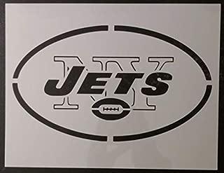 Best ny jets stencil Reviews