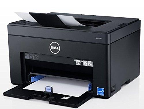 Dell (C1760NW) Color Laser Printer Max Resolution (B&W) 600 dpi and (Color) 600 dpi Plain Paper Print Photo #2