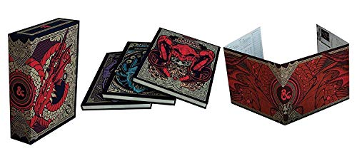 Dungeons & Dragons Core Rulebooks Gift Set Now $75.99 (Was $169.95)