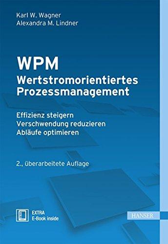 WPM - Wertstromorientiertes Prozessmanagement: - Effizienz steigern, - Verschwendung reduzieren, - Abläufe optimieren