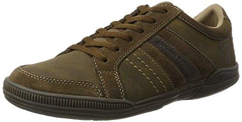 Dockers by Gerli Herren 30AN819-204410 Sneaker, Braun (REH), 46 EU
