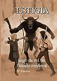 Estigia. Juego de rol de fantasía medieval: 3ª Edición