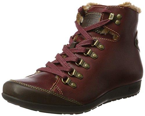 Pikolinos Damen Lisboa W67_I17 Hohe Sneaker, Rot (Arcilla), 38 EU