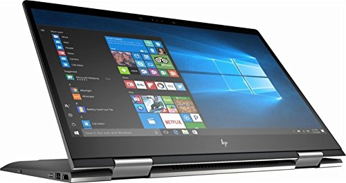 "2018 HP ENVY x360 15.6"" FHD Touchscreen 2-in-1 Laptop Computer, AMD Ryzen 5 2500U up to 3.6GHz (Beat i7-7500U), 8GB DDR4 RAM, 256GB SSD + 1TB HDD, USB 3.1, HDMI, 2x2 802.11ac, Bluetooth, Windows 10"