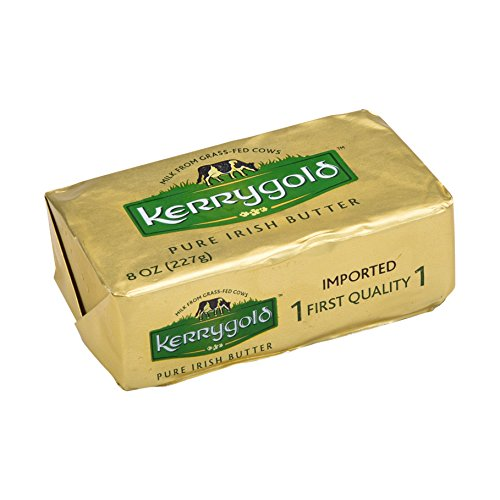 Kerrygold, Pure Irish Butter, Salted, 8 Ounce (1 Count)