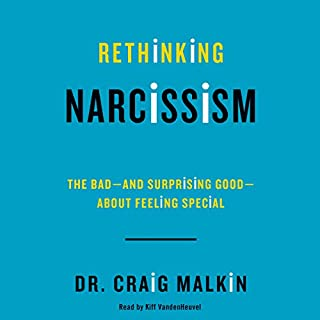 Rethinking Narcissism cover art