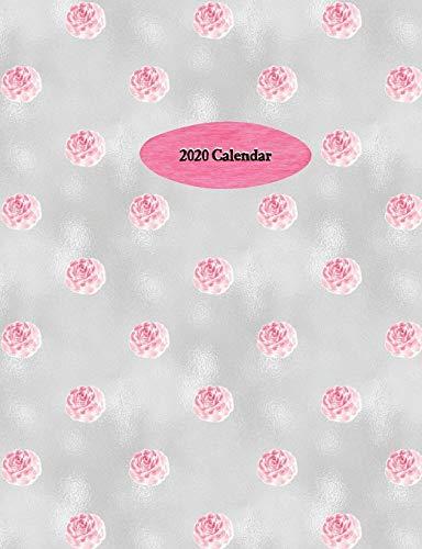 2020 Calendar: Calendar Planner 12 Month and Daily Planner...