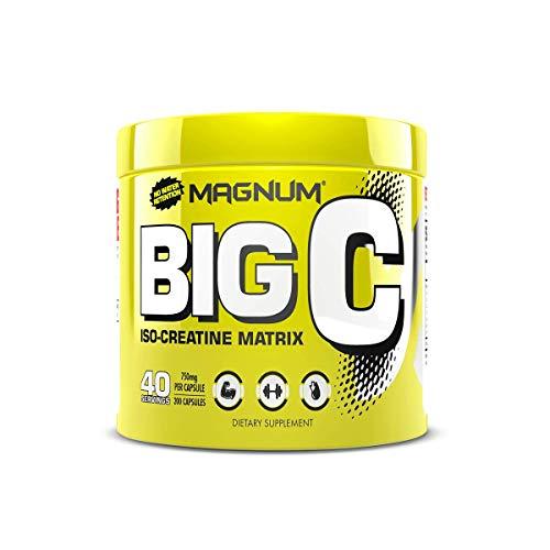 Magnum Nutraceuticals Big C - 200 Capsules