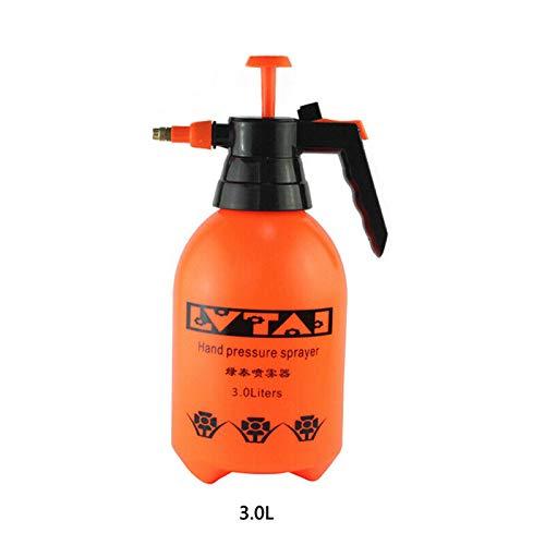 Vogueing Tool - Pulverizador de jardín de mano, 3 litros de presión de bomba de agua para productos químicos y pesticidas de agua
