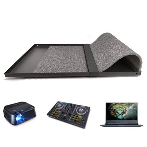 Drsn 39x29cm supporto del vassoio del treppiede, Laptop /Notebook /Proiettore supporto del vassoio per per 1/4 a 3/8 pollici vite (solo vassoio)