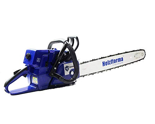 Farmertec 71cc Holzfforma Blue Thunder G444 Gasoline Chain Saw...