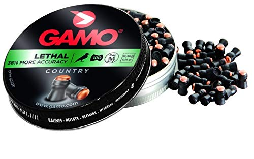 iHunter Lethal Gamo Airgun pellets Lead Free High Perfromance .177/4.5mm (100ct)