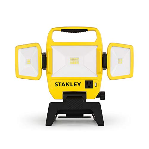 Best Portable LED Work Light with Stand for Ample Lighting