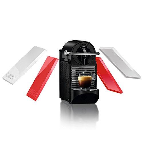 ネスプレッソ コーヒーメーカー ピクシークリップ ホワイト&コーラルレッド D60WR