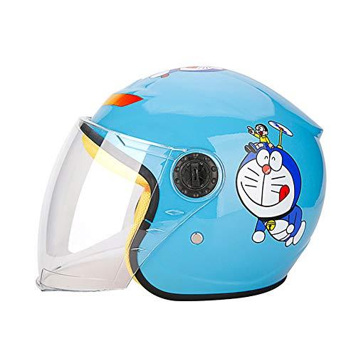 SHDHDI Casco Bicicleta Bebe Helmet Bici Ciclismo para Niño - Cascos para...