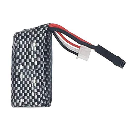 GoStock RC Cars Batería para 9137/9135, batería de Iones de Litio para Coche de Control Remoto, batería de Iones de Litio Recargable de Repuesto, 7,4 V 500 mAh 9135 9137