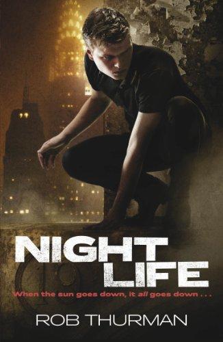 Nightlife (A Cal Leandros Novel Book 1) (English Edition)