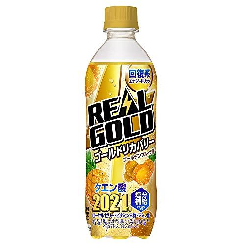 コカ・コーラ リアルゴールド ゴールドリカバリー490mlPET ×24本
