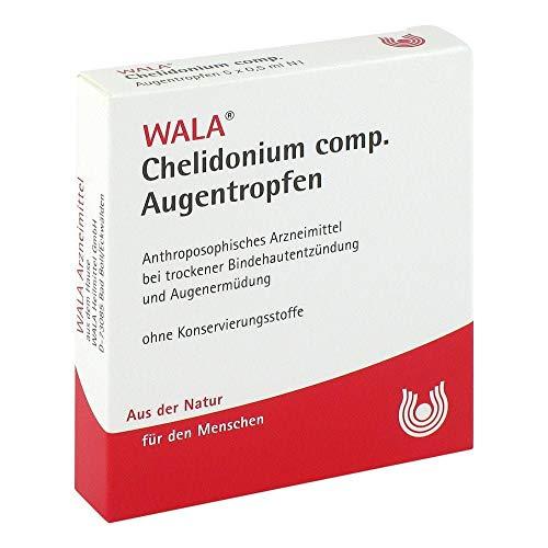 Chelidonium Comp Augentro 5X0.5 ml