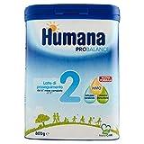 Humana Latte di Proseguimento 2, 800g